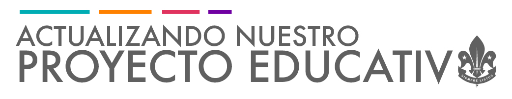 Proyecto Educativo en actualización